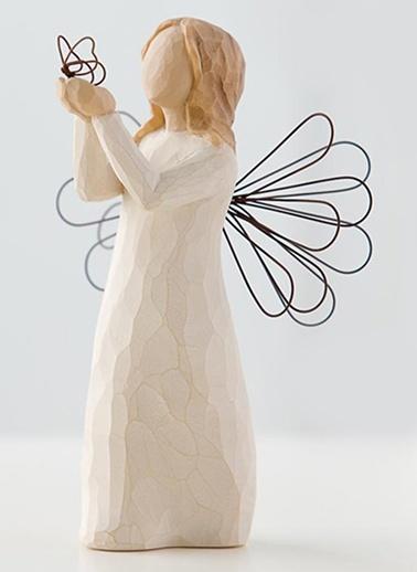 Angel of Freedom (Özgürlük Meleği)-Willow Tree
